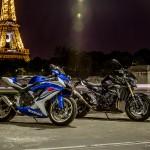 #Suzuki #GSXR #Paris